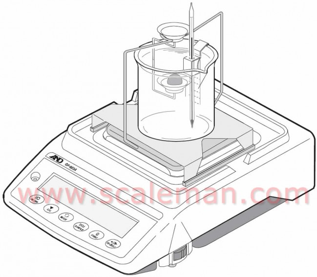 A&D Weighing GXA-13 Density Determination Kit
