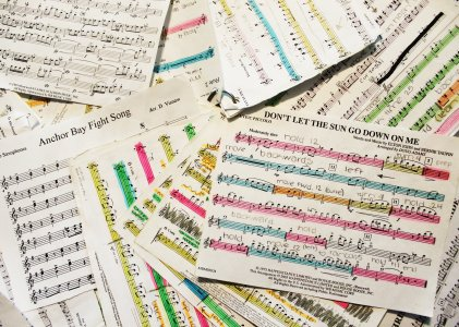 Seven Ways to Organize Your Mountain of Sheet Music