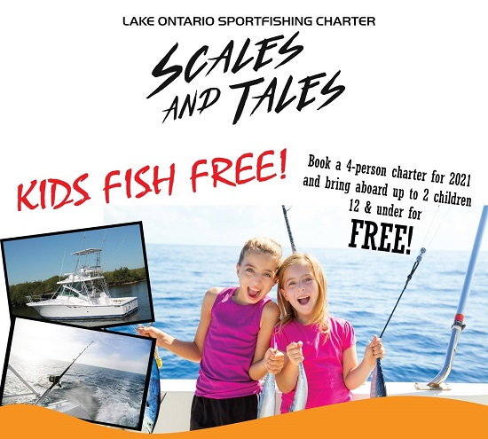 Kids Fish For Free