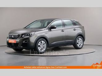 Peugeot 3008 Ii 1 6 Bluehdi 120 S S Active Eat6 Used The Parking