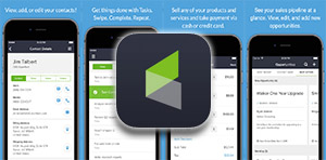screenshot image of Marketing Automation Infusionsoft CRM Software Singapore infusionsoft mobile