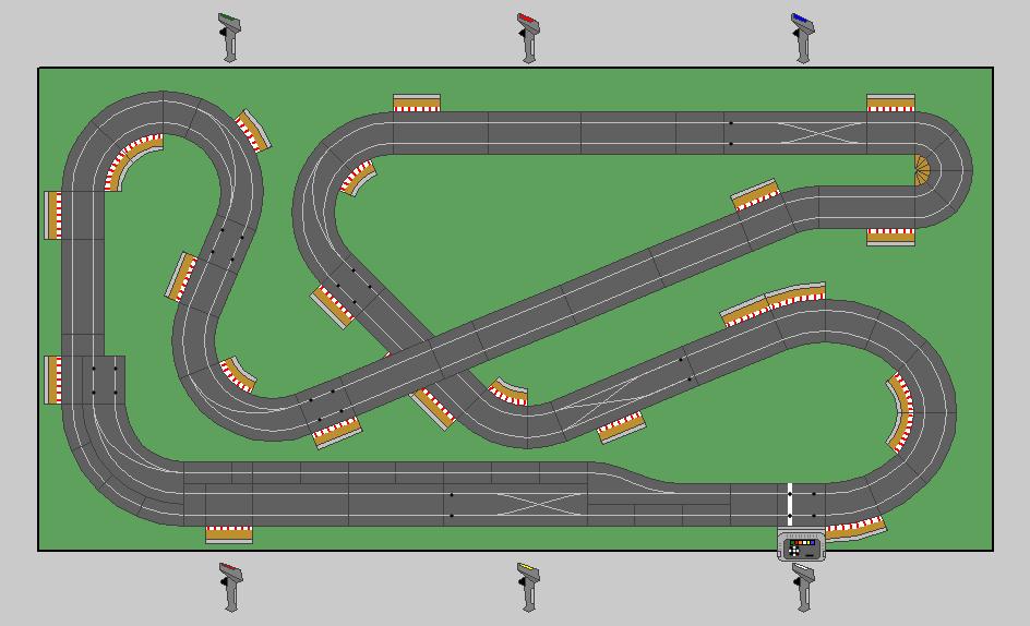 My Track - Scalextric Digital Track Designs