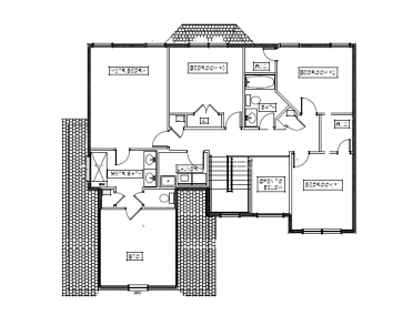 Riverside 2nd floor plan