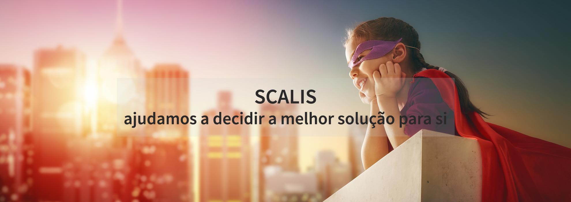 Nova imagem digital da SCALIS