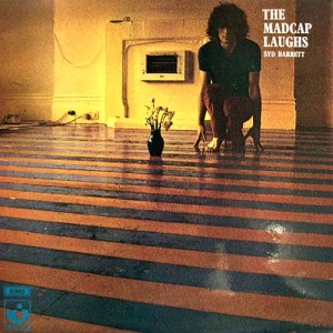 Album cover by The Madcap Laughs by Syd Barrett