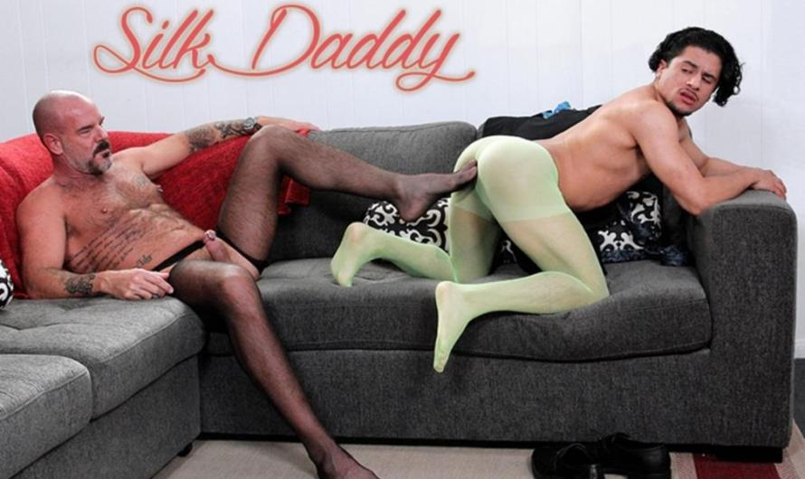 GentlemensCloset – Silk Daddy –  Armond Rizzo & Jack Dyer