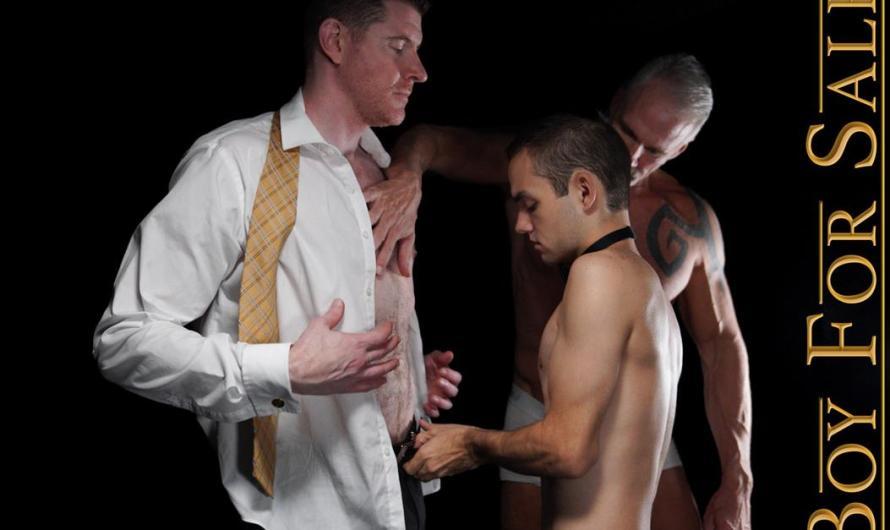 BoyForSale.com – The Prize – Boy Spit Roast – Legrand Wolf, Dallas Steele, Marcus Rivers