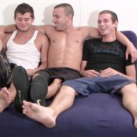 StraightFraternity - Best Friends AJ and Jasper 69