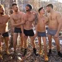 SeanCody - The Cabin Episode 4 - Sean, Josh, Justin, Cody & Devy