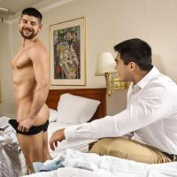 MEN - The Sting Part 2 - Axel Kane & Connor Halstead