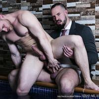 MenAtPlay - MAKE ME WET - ANDY ONASSIS & MALEK TOBIAS