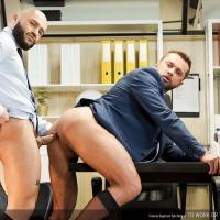 MenAtPlay - TO WORK OR TO FUCK​ - FRANCOIS SAGAT & TYLER BERG
