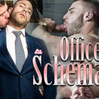 MenAtPlay - OFFICE SCHEMATICS - JJ KNIGHT & DIEGO REYES