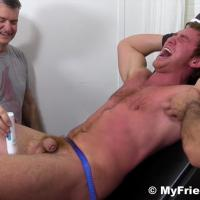 Connor Maguire Tickled Naked
