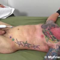MyFriendsFeet - Clint Gets Naked Tickle Torture Treatment
