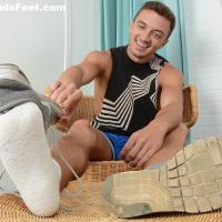 MyFriendsFeet - Carter's Size 11 Feet & Socks