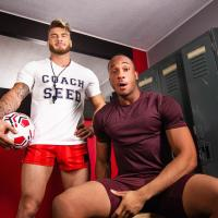 MEN.com - Coach Seed -  William Seed, Trent King