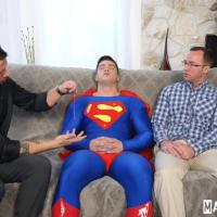 ManUpFilms - Superman Goes to Therapy Part 1 - Collin Simpson, Johnny Hill, Alex Hawk