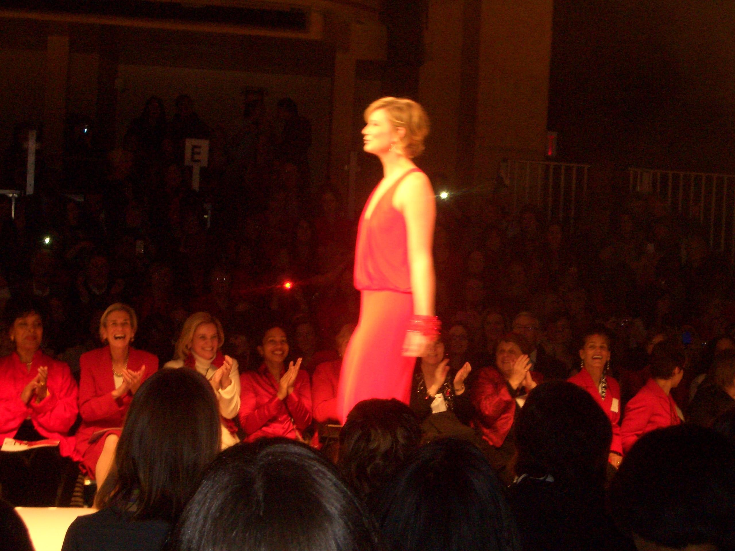 Red Dress Hawt Mess