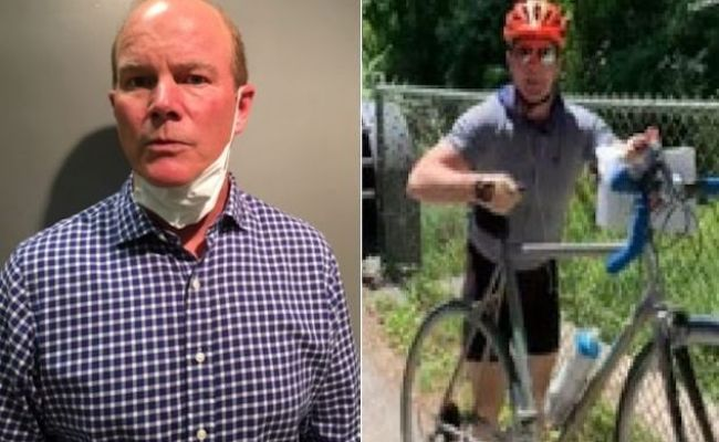 Anthony Brennan Iii Maryland Cyclist Fired Over George