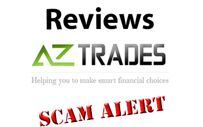 Recover your investment from AZTrades – Scam Broker Review