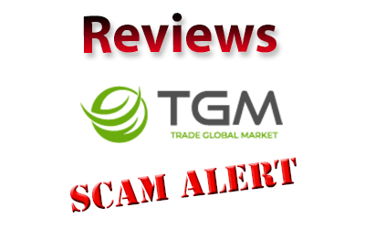 Recover your investment from Trade Global Market- Scam Broker Review