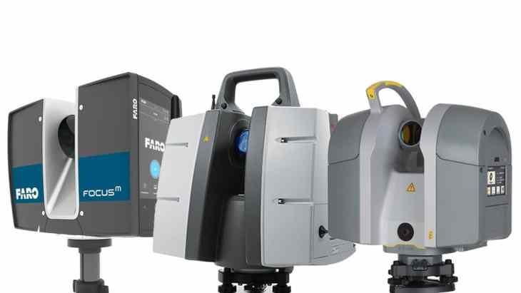 Exemples de scanners