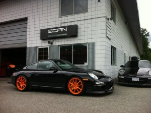 2007 GT3 RS – Track Day Prepared
