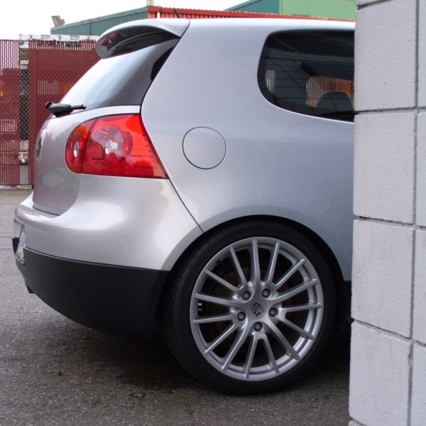 2008 Volkswagen GTI: A Little Porsche Influence