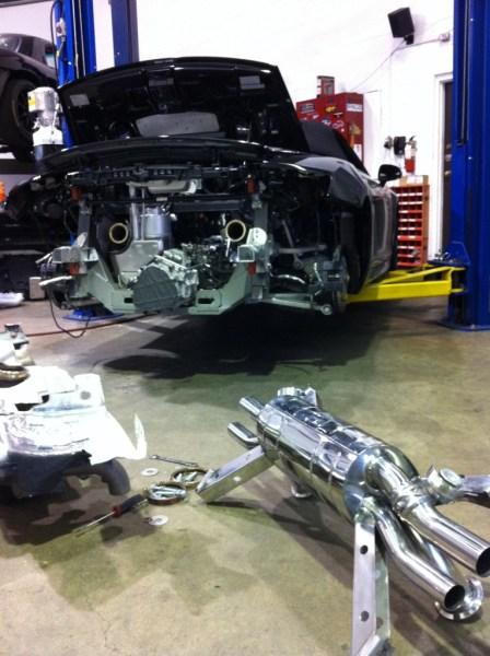 2010 Audi R8 V10 Spyder – Street Prepared