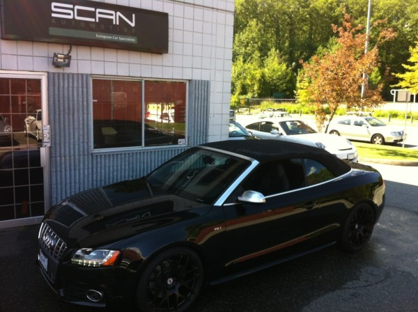 2012 Audi S5 Cabriolet – Street Performance