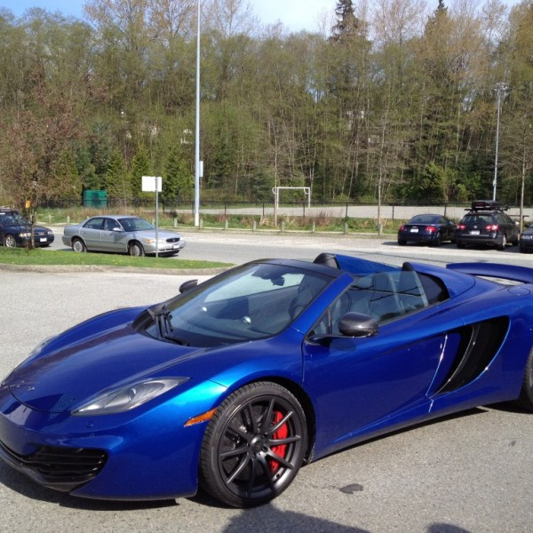 2013 Mclaren MP4-12C – Track Day Prepared