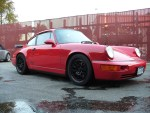 1993 Porsche RS America - Track and Street Car