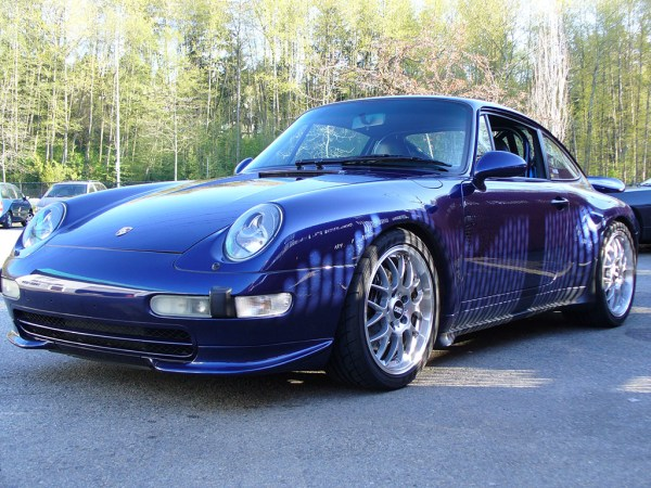 1995 Porsche 911 Carrera - Performance and Looks