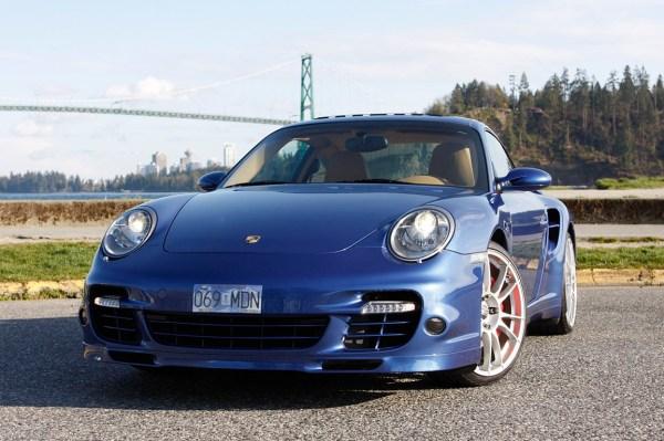 2007 Porsche 997 Turbo – Tastefully Styled