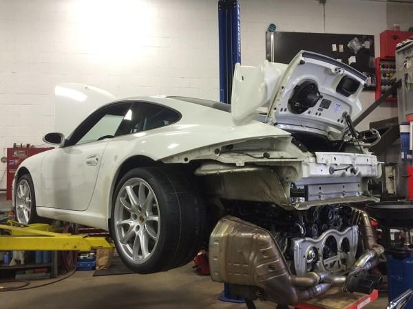 2007 GT3 – Track Day Prepared