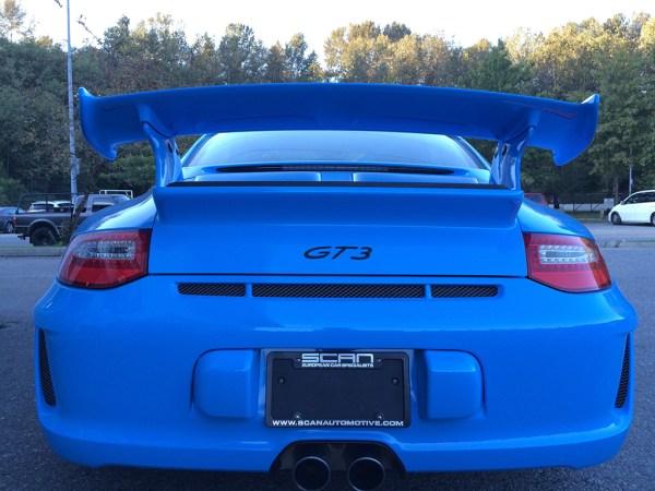 2010 GT3 – Track Day Prepared