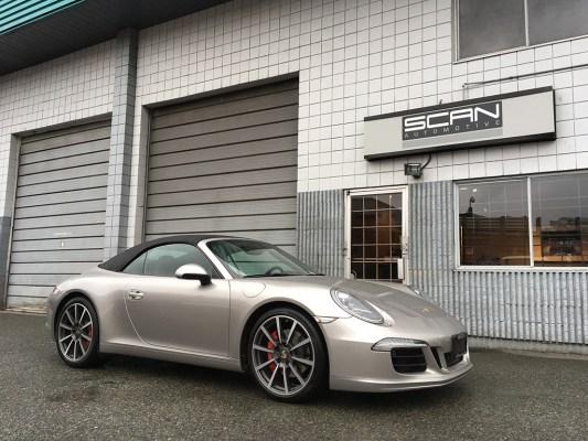 2013 Porsche 911 Carrera S Cabriolet (991)