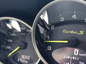 2012 Porsche Turbo S Cabriolet 918 Spyder Edition