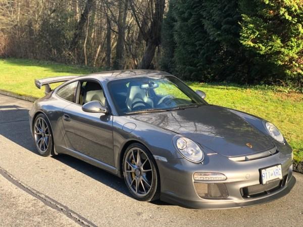 2010 Porsche GT3 (997.2)