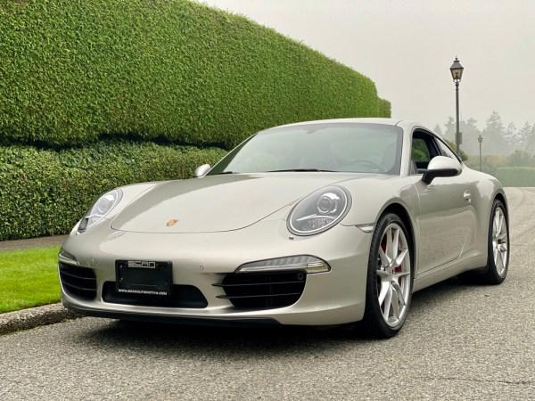 2012 Porsche Carrera S (991.1)