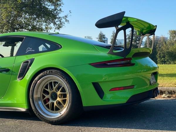 2019 Porsche GT3 RS (991.2)