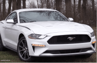 Ford Mustang 2019 (A Brief Overview)