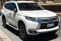 Pajero Sport Test Drive A Review