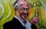 Pintura de Toño Velasco