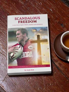 Andy Kirk - Scandalous Freedom book