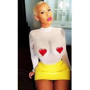 Amber Rose Nude LEAKED Pics & Sex Tape – Ultimate Compilation 2020 18