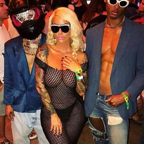 Amber Rose Nude LEAKED Pics & Sex Tape – Ultimate Compilation 2020 20