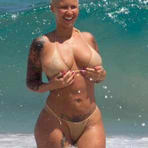 Amber Rose Nude LEAKED Pics & Sex Tape – Ultimate Compilation 2020 71