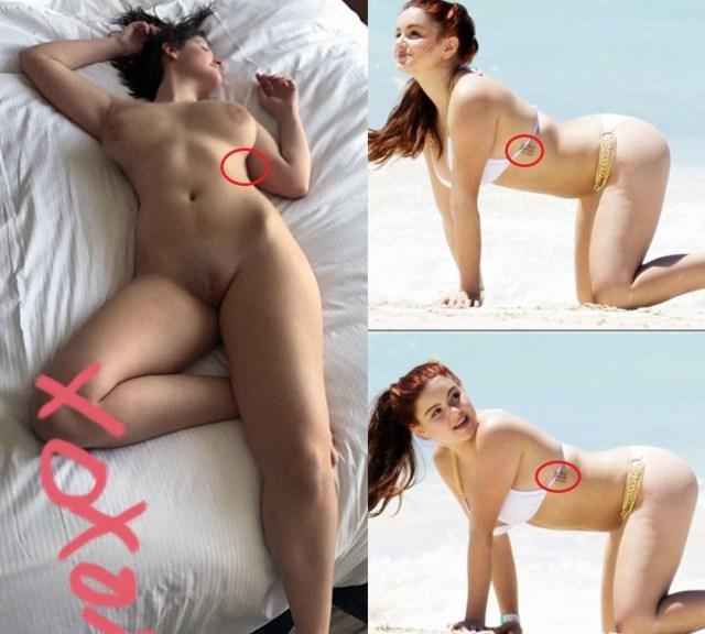 Ariel Winter Nude Leaked Photos